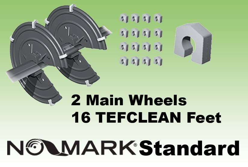 'NO-MARK' STANDARD SET Itek 960, 975, Ryobi 3200DX