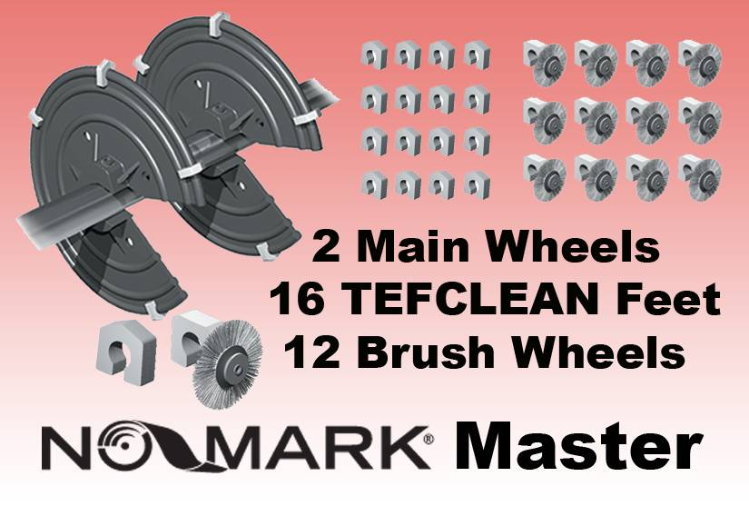 'NO-MARK' MASTER SET Ryobi/Itek 2800CD Series
