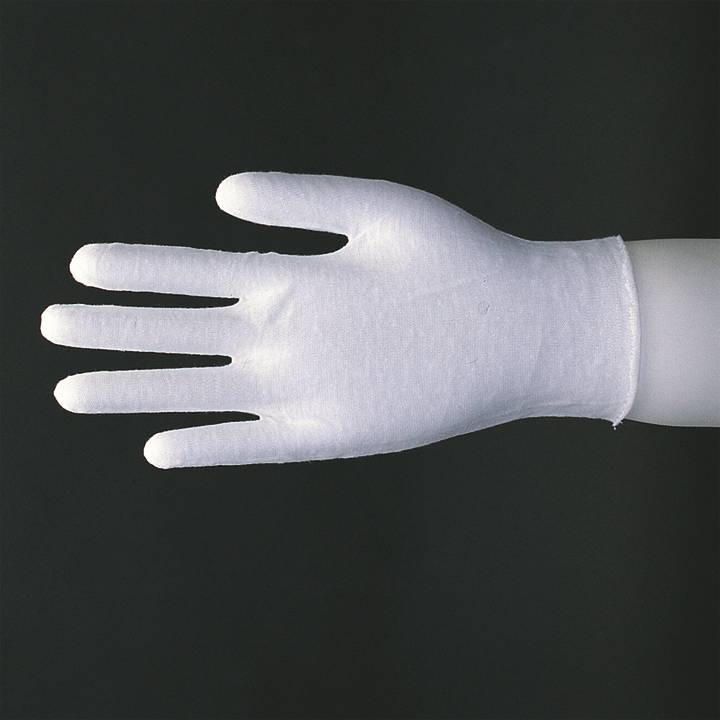 COTTON INSPECTOR GLOVES QTY:96 (48 pair)