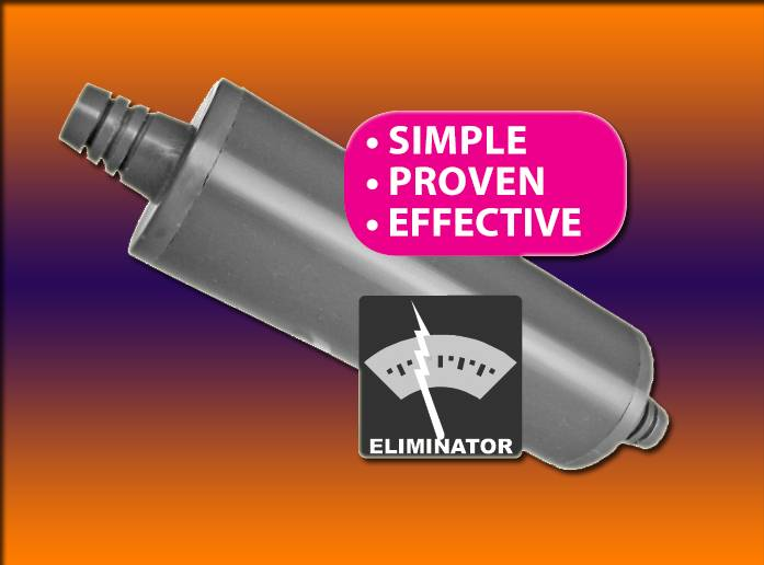 "STATIC ELIMINATOR 300 SERIES Up to 28"" x 40"" Equipment Specify Main Hose ID"