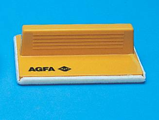AGFA DEVELOPING PAD