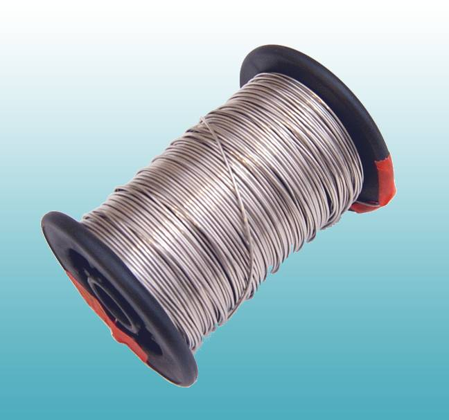 "NICHROME WIRE, 19 GA 275 FT For Bar Sealers 0.034"" Round"