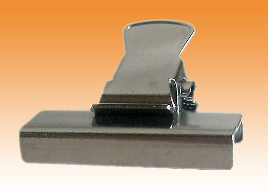 NUMBER-RITE, INK PAD CLIP